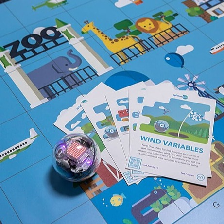 STEM Education Works Sphero Code Mats Link Thumbnail | Linktree