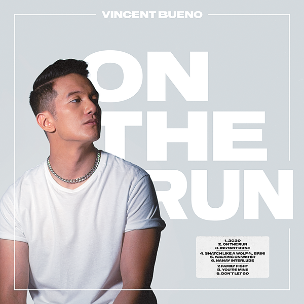 ON THE RUN - NEW ALBUM - OUT NOW!