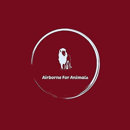 Airborne for Animals (airborneforanimals) Profile Image | Linktree