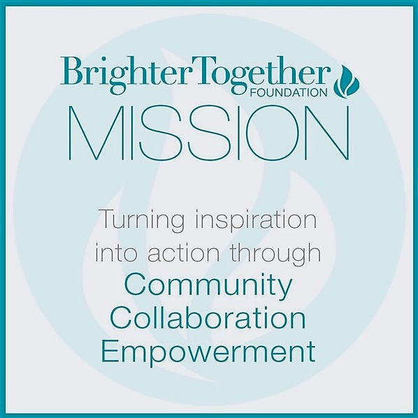 Learn about The Brighter Together Foundation