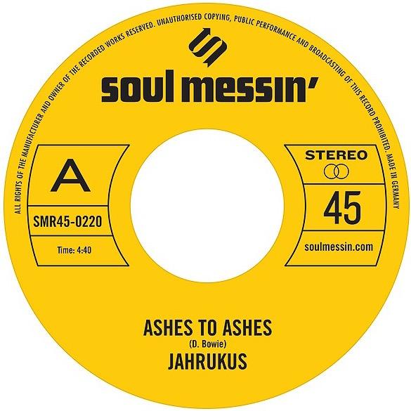 """JAHRUKUS 7"""" Vinyl Here Link Thumbnail   Linktree"""
