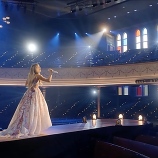 """Watch Carrie's Performances from """"My Savior: Live From The Ryman"""""""