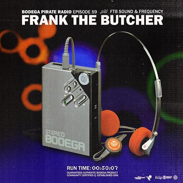 The Sensational Sound BODEGA Pirate Radio Ep #59: FTB Sound & Frequency Link Thumbnail | Linktree