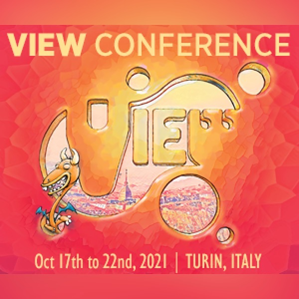 VIEWConference Website Link Thumbnail | Linktree