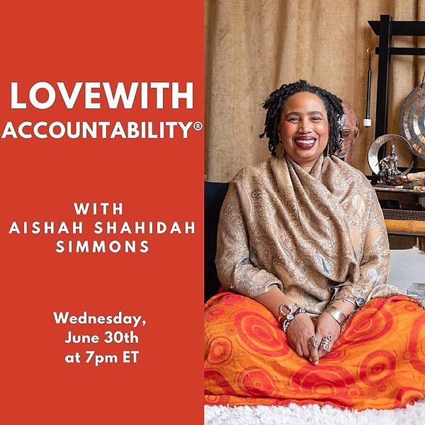 @afrolez Weekly Dharma Gathering -LoveWITHAccountability Link Thumbnail   Linktree
