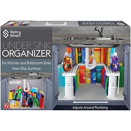 Welcome To TCHRpro!!! Expandable Under Sink Organizer Link Thumbnail | Linktree