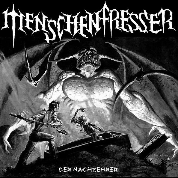 DER NACHZEHRER - Album