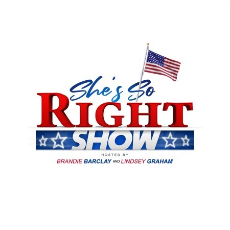 Lindsey Graham, Patriot Barbie She's So Right Show Website Link Thumbnail | Linktree