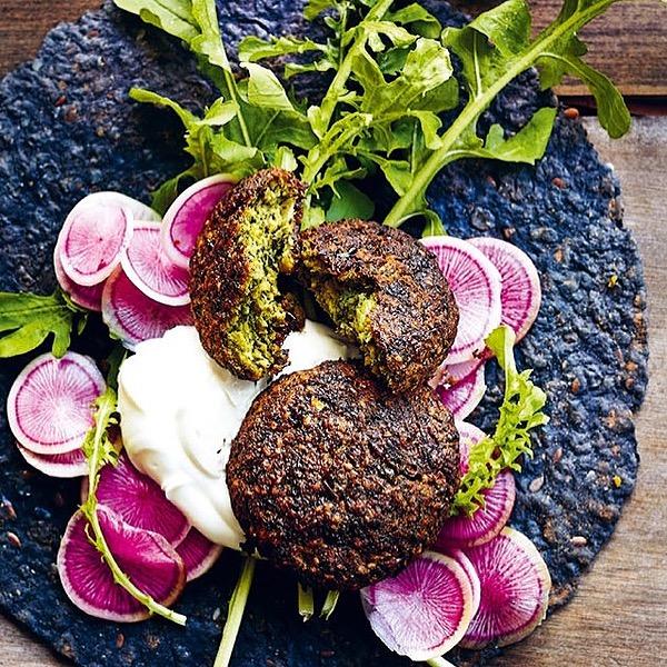 @donna.hay Oven-baked super green falafel  Link Thumbnail   Linktree