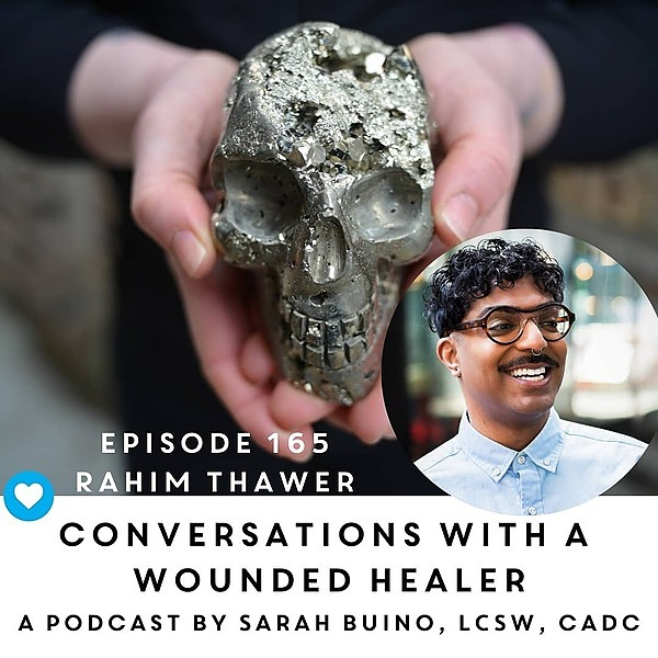 Rahim Thawer, MSW, RSW Conversations with a wounded healer Link Thumbnail | Linktree