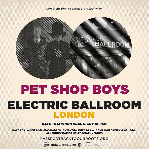 PSB live at Electric Ballroom 2021