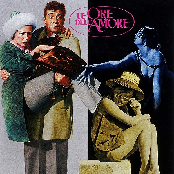 CAM Sugar LE ORE DELL'AMORE (1963) by Luiz Bonfá Link Thumbnail | Linktree