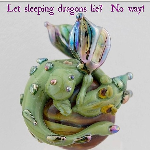 @MarcyLamberson Glass Art & Beads by Marcy Lamberson Link Thumbnail   Linktree