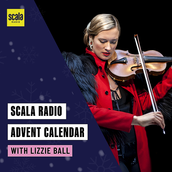 Lizzie features in Scala Radio Advent Calendar  click on Dec 4 at the below link!