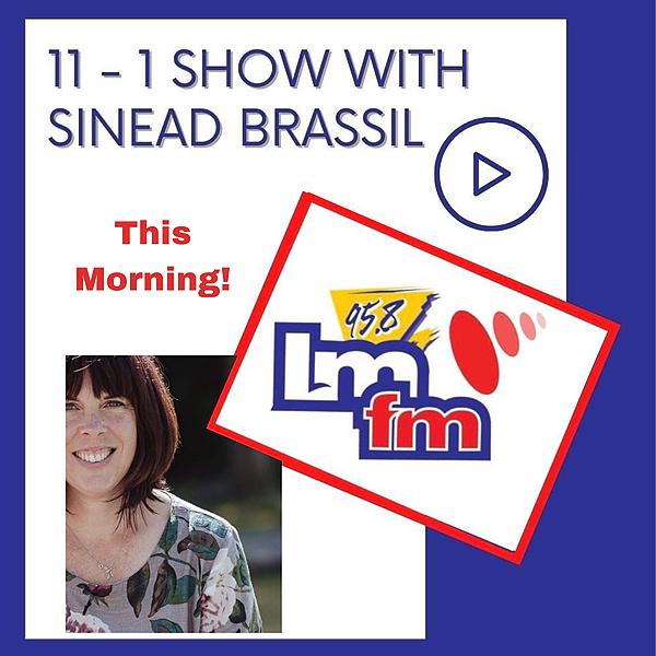 @BrendaRock LMFM Sinead Brassil Podcast Brenda Rock: My menopause journey Link Thumbnail | Linktree