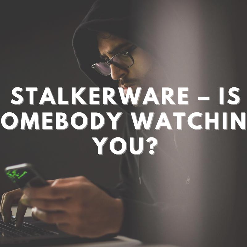 @sandmaxprime Stalkerware - Is Somebody Watching You? Link Thumbnail   Linktree