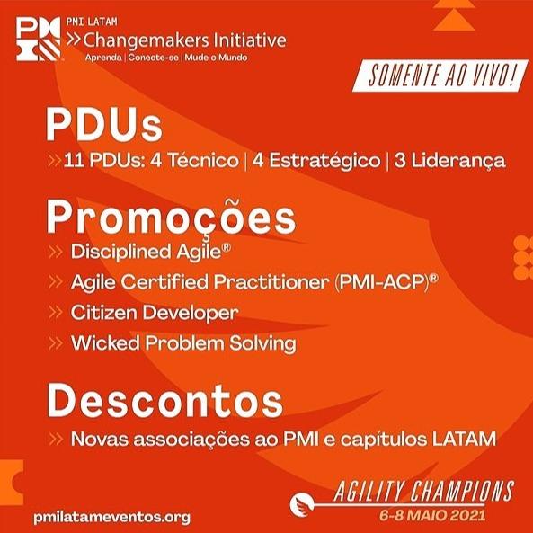 PMI Agility Champions