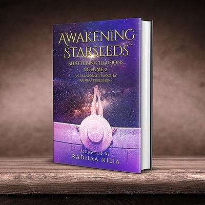 @RadhaaPublishingHouse Awakening Starseeds: Vol. 1 or 2  Signed Copy ( state which Vol) Link Thumbnail | Linktree