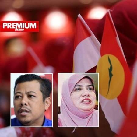 @sinar.harian 'Sila keluar UMNO' Link Thumbnail | Linktree