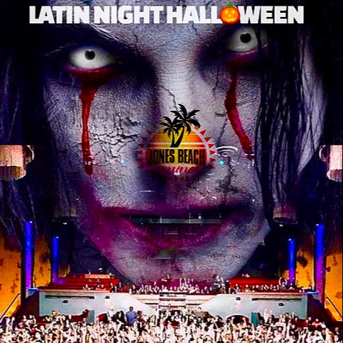www.TheKingofLongIsland.com Latin Night Halloween Concert Tickets 🎫  Link Thumbnail | Linktree