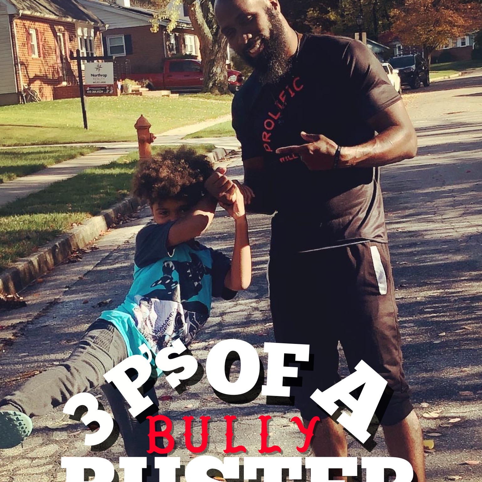 3 P's of a Bully Buster (book)