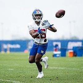 Giants Country Jarren Williams, DB - New York Giants Training Camp Preview (Photo by Giants.com) Link Thumbnail   Linktree