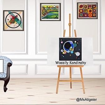 @RebeccaAllgeier Artist of the Week (1-5) Link Thumbnail | Linktree