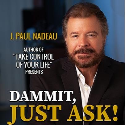 "@jpaulnadeau ""Dammit, Just Ask!"" Negotiations book - Amazon.ca Link Thumbnail | Linktree"
