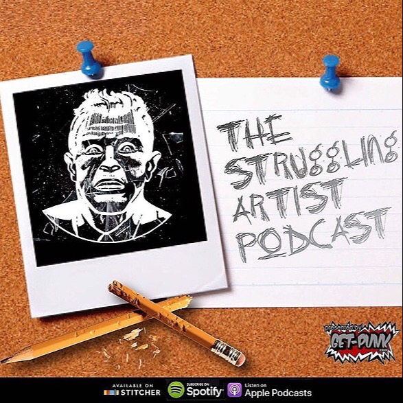 The Struggling Artist Podcast The Struggling Artist Podcast Patreon  Link Thumbnail   Linktree