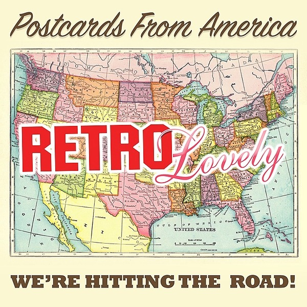 POSTCARDS FROM AMERICA - Follow Us on an epic Coast to Coast Adventure June 19 - ???