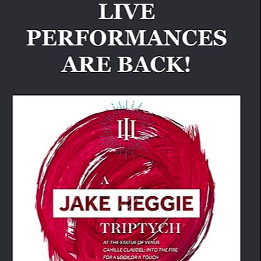 @theJonathanAder Festival Opera-Jack Heggie Triptych  tickets on sale now Link Thumbnail   Linktree