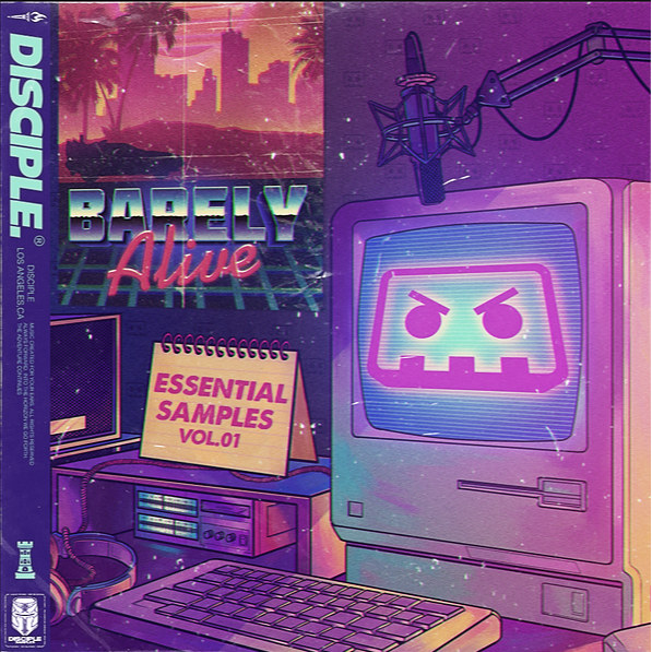Barely Alive - Essential Samples Vol. 1