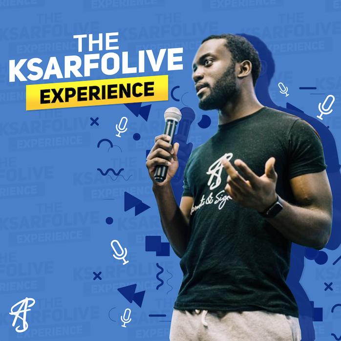 Kojo Sarfo Official Website