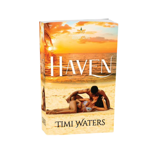 Timi Waters HAVEN (Amazon) Link Thumbnail   Linktree