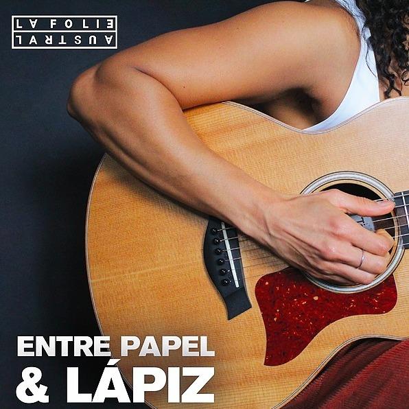 @LaFolieAustral Entre Papel & Lapiz | Spotify Link Thumbnail | Linktree