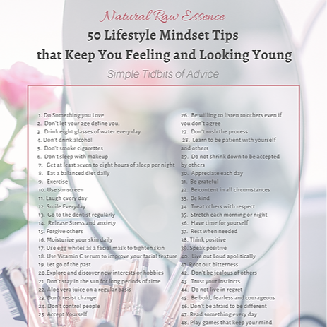 """@Natural_Raw_Essence Grab a Copy of my Free """"Top 50 Lifestyle Secrets"""" Link Thumbnail   Linktree"""