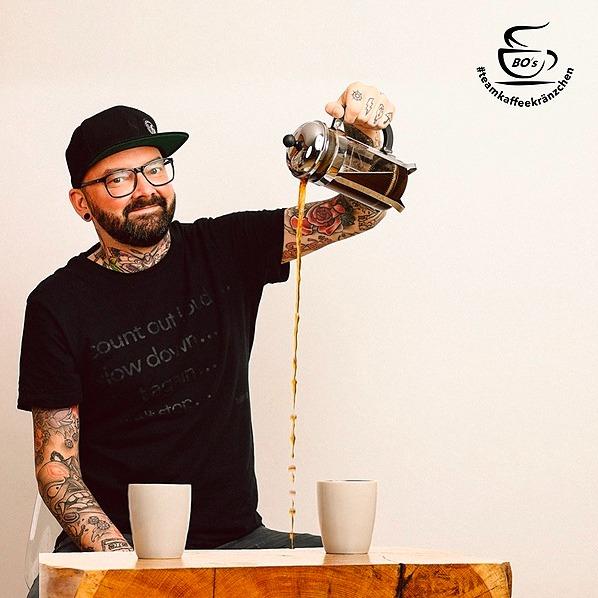 Bo´s Kaffeekränzchen