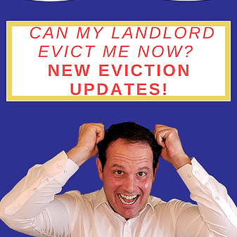 Landlords starting California evictions? New, Big Eviction Updates for Tenants and Landlords