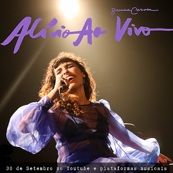 @brunacaramoficial Pré Save CD Alívio Ao Vivo Link Thumbnail | Linktree