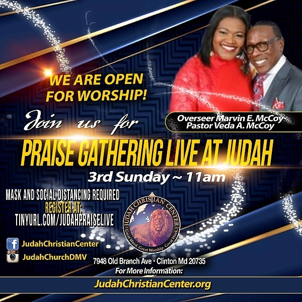 Pre-Register For Sunday Services