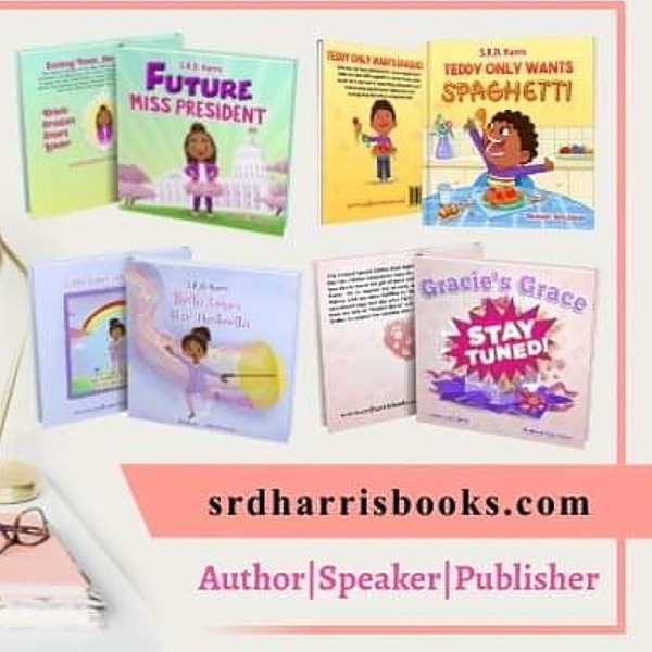 @srdharrisbooks *My Website*~SRD Harris Books Link Thumbnail   Linktree