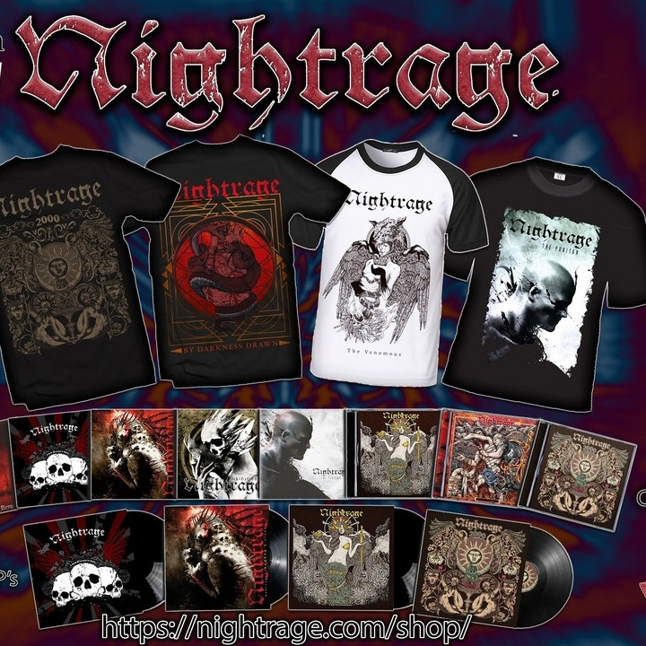 Nightrage shop