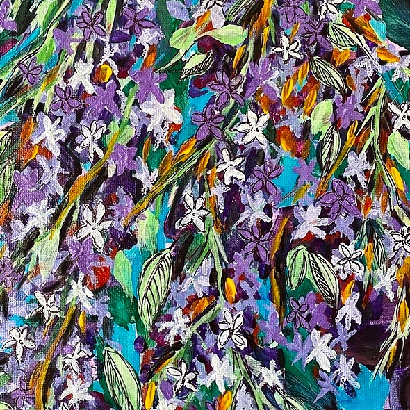 @cathlyn.dhappigal Florida Lilac II Link Thumbnail | Linktree