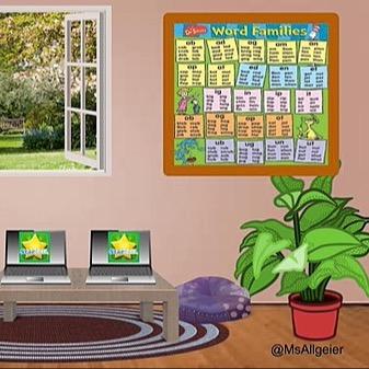 @RebeccaAllgeier Word Families - Sample/Template Link Thumbnail | Linktree