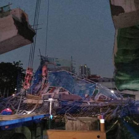 @sinar.harian Insiden runtuhan perancah besi: Seorang pekerja disahkan maut Link Thumbnail | Linktree