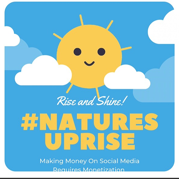 Nature on Uprise!#GrowWithUS Follow on Twitter Link Thumbnail | Linktree