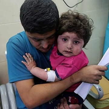 'Our children are getting killed': the human cost of Israel-Gaza violence