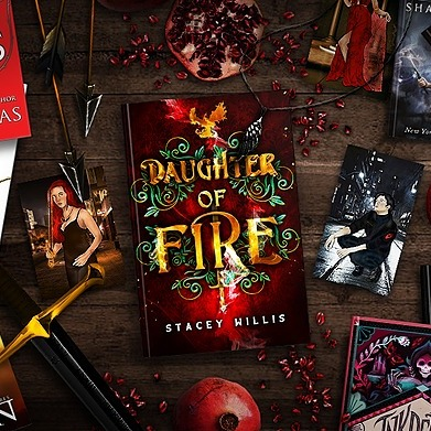 Daughter of Fire (DaughterofFire_Book1) Profile Image | Linktree