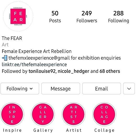 The FEAR The FEAR Instagram  Link Thumbnail   Linktree