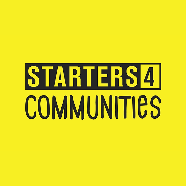 Starters4Communities (s4c) Profile Image | Linktree